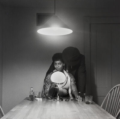 Carrie Mae Weems, 'Untitled, from The Kitchen Table Series', 1990