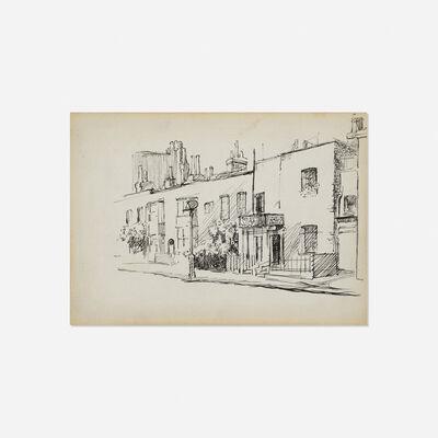 Franz Kline, 'Street Scene'