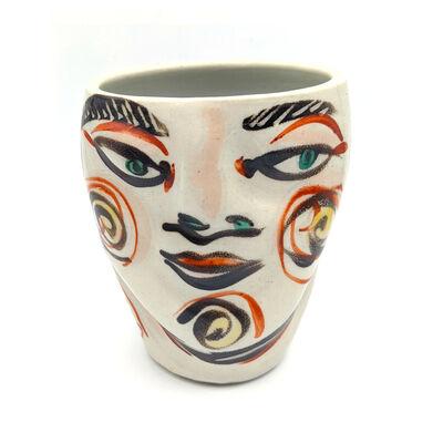Akio Takamori, 'Cup X', 1980-1989