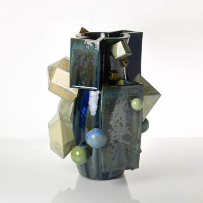 Kate Malone, 'Dynamic Magma Vase', 2018