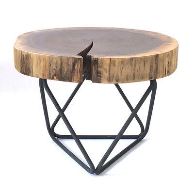 Christian Wassmann, 'Octahedron Stool / Table', 2015