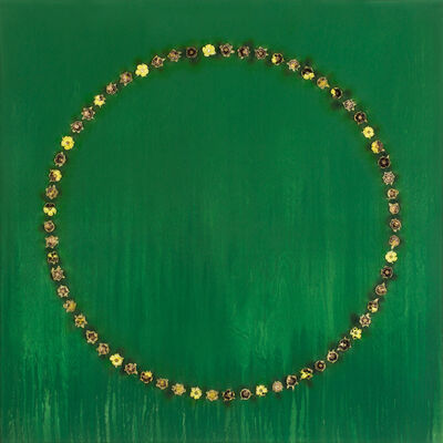 Mayme Kratz, 'Circle Dream 82', 2020