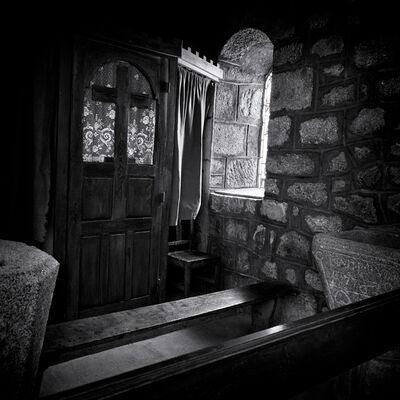Bernd Radtke, 'Eglise de Malbouzon 2, Dept 48, France', 2014