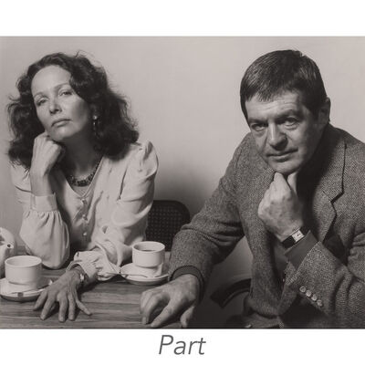 John Coplans, 'Brooke and Irving', 1981