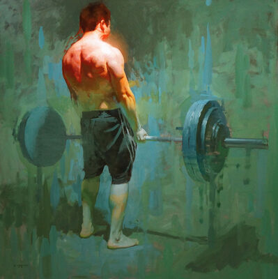 David Cheifetz, 'The Dead Lift', 2014