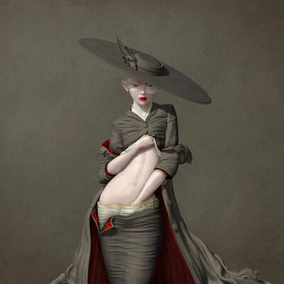Ray Caesar, 'Self-Examination', 2011