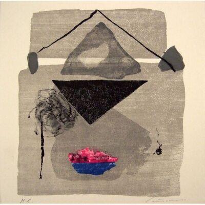 Giuseppe Santomaso, 'Aras I ', 1987