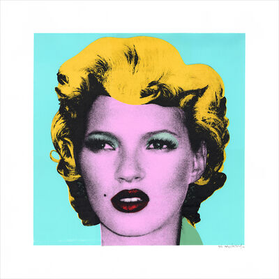 Banksy, 'Kate Moss', 2005