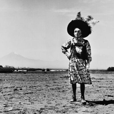 Graciela Iturbide, 'Carnaval, Tlaxcala, México', 1981
