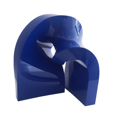 Stephanie Bachiero, 'Helix (Blue)', 2017