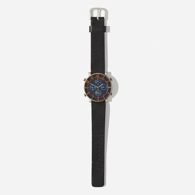 Ettore Sottsass, 'Sottsass Collection chronograph wristwatch, model SBBP013', c. 1993