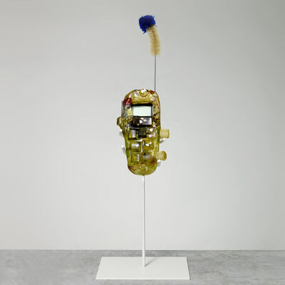 Nam June Paik, 'Telephone X', 2000