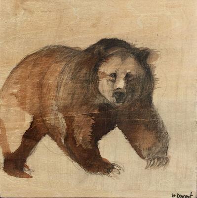 Helen Durant, 'Brown Bear, II', 2019