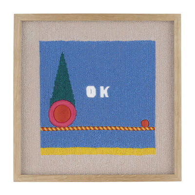 Rose Blake, 'OK (Lying in a Sunny Place)', 2018