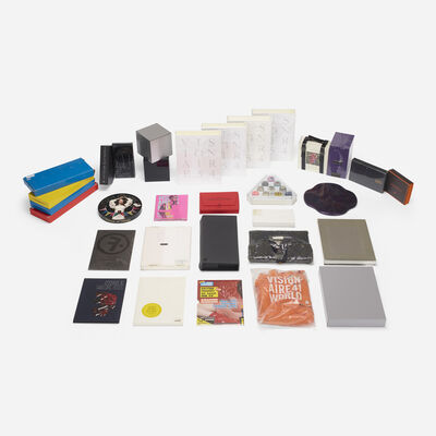 Visionaire, 'collection of thirty-two issues', 1992-2010