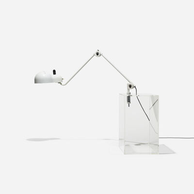 Joe Colombo, 'Topo desk lamp', 1969