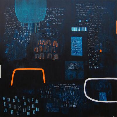 Guillaume Seff, 'Nocturne. Clé No. 2,6', 2019