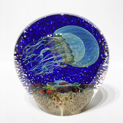Rick Satava, 'Moon Jellyfish Side Magnum Seascape ', 2019