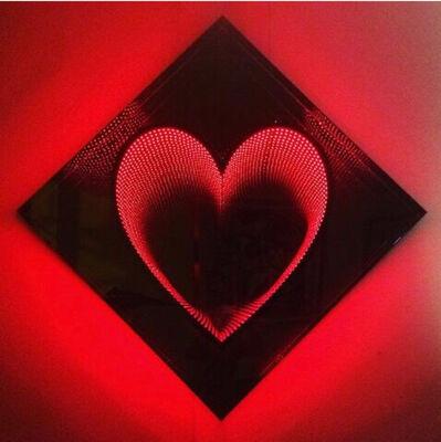 Falcone, 'Heart ', GFA990
