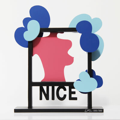 Claude Gilli, 'NICE 1990(ED.2019)', 2019