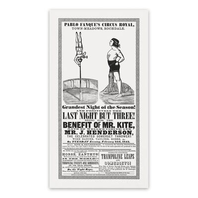 "Unknown, 'Beatles ""Being for the Benefit of Mr. Kite"" Print', 2012"