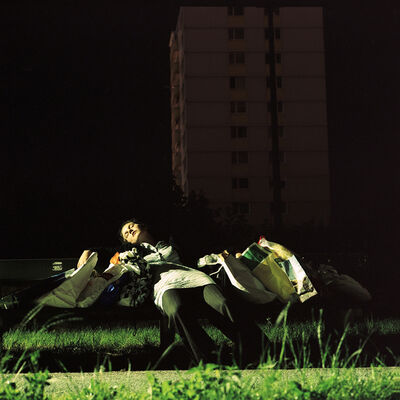 Katharina Gruzei, 'getting loose', 2005