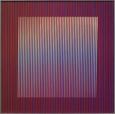 Carlos Cruz-Diez, 'Physichromie 1151', 1981