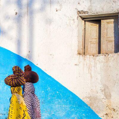 Eyerusalem Adugna Jirenga, 'The City of Saints VII', 2017
