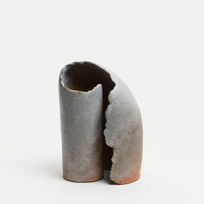 Yasuhisa Kohyama 神山易久, 'Hajibito (Ceramicist of Ancient Times)'