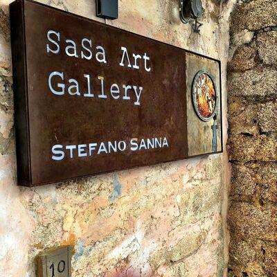 SaSa Art Gallery, installation view