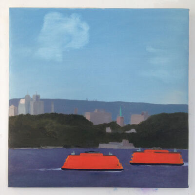 Daniel Heidkamp, 'Ferry', 2014