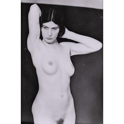 Man Ray, 'Nude', années 1930