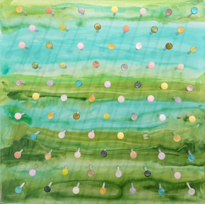 Darlene Charneco, 'Perceptions: Tranquil Pond'