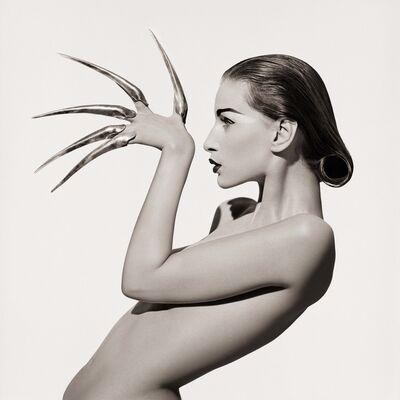 Matthew Rolston, 'Aly, Claw Hand, New York', 1987
