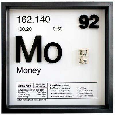 Daniel Cohen, 'Money', 2018