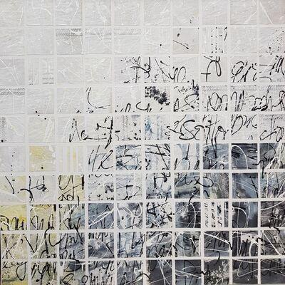 Gunda Jastorff, 'Vom Winde verweht 100/100', 2017