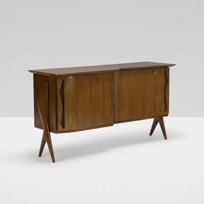 Ico and Luisa Parisi, 'Cabinet', 1950