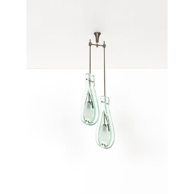 Max Ingrand, 'Model 2259/2 Ceiling lamp'
