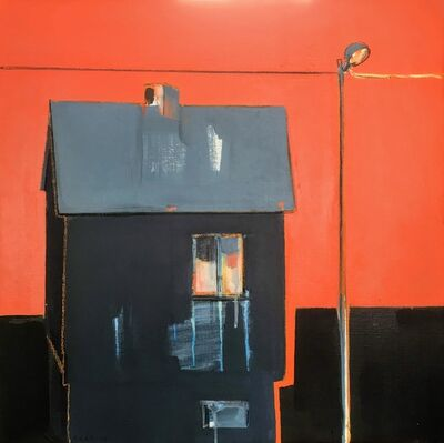 Ragnhild Slaaen, 'Lys i vinduet', 2019