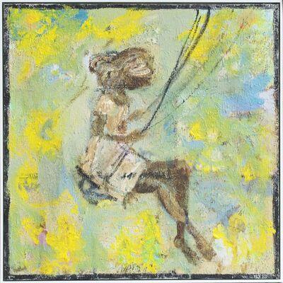 John Maitland, 'Girl on a swing ', 2014