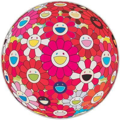 Takashi Murakami, 'Comprehending The 51st Dimension', 2014