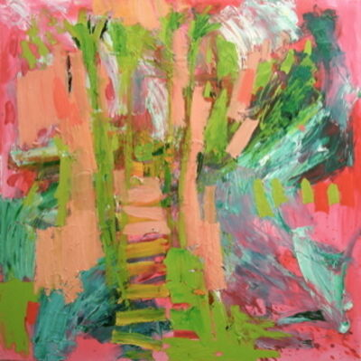 Paul Wadsworth, 'Pink Woods ', 2009