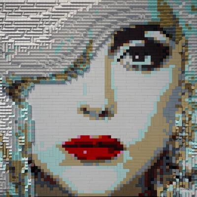 Andre Veloux, 'Gaga', 2015