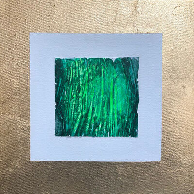 Koko Shimizu, 'My Infinite Possibilities #3 (Emerald)', 2019