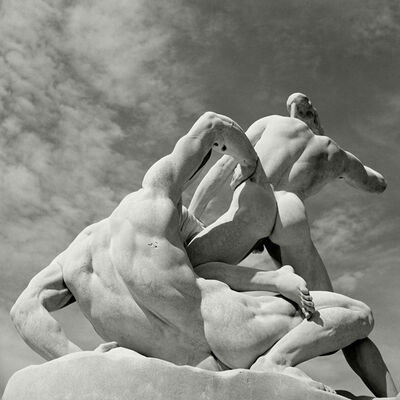 Herbert List, 'Theseus and Minotauros', 1936