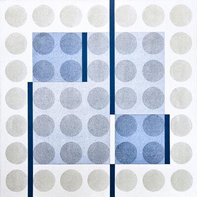Carlo Nangeroni, 'Elementi in movimento ', 1972