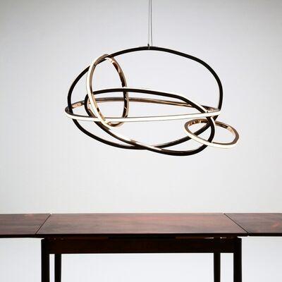 Niamh Barry, 'Binary, Suspended Light Sculpture', 2014