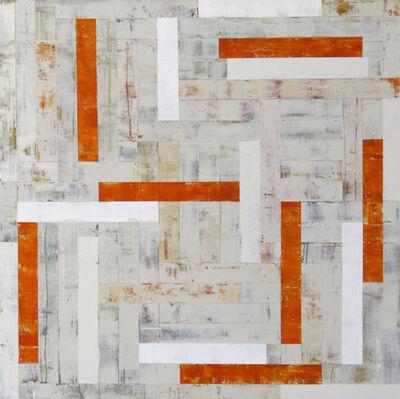 Gordon Wiens, 'Untitled (Orange and White)', 2010