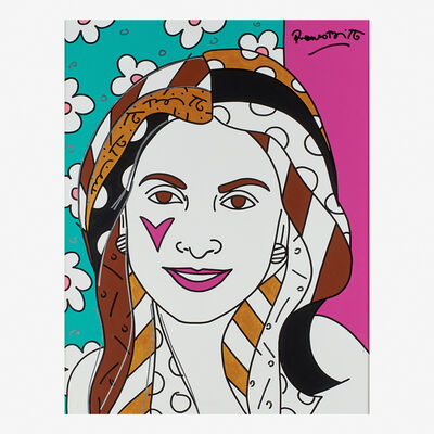 Romero Britto, 'Untitled', 2005