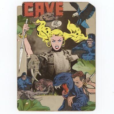 Michael Pajón, 'Cave Grrl', 2019
